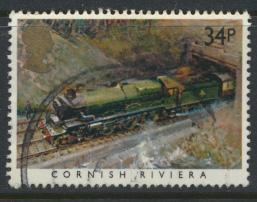 GB SG 1276 SC# 1097 Trains  Cornish Express   Used   see details