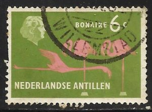 Netherlands Antilles 1958 Scott# 242 Used (right perfs)