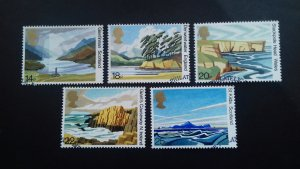 Great Britain 1981 The 50th Anniversary of the National Trust for Scotland Used