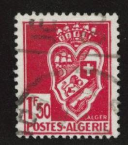 ALGERIA Scott 141 used 1941 stamp