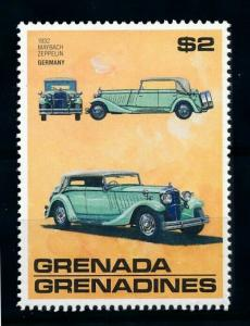 [100246] Grenada Grenadines 1988 Classic Cars 1932 Maybach Zeppelin  MNH