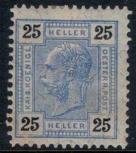 Austria #99*  CV $40.00 Fresh, vibrant stamp