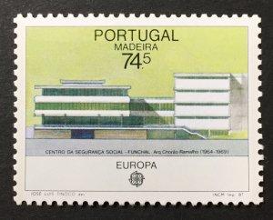 Portugal-Madeira 1987 #119, MNH, CV $3
