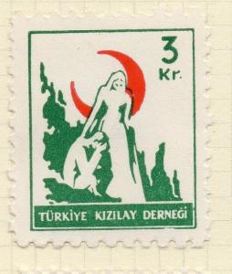 Turkey 1959 Early Issue Fine Mint Hinged 3k. 085623