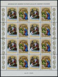 Hungary 3515 Sheet MNH St Elizabeth of Hungary