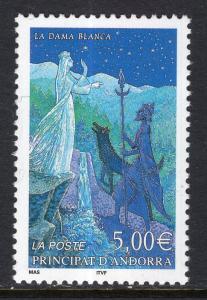 Andorra French 479 MNH VF