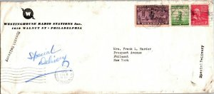 Westinghouse Radio Philadelphia > Philmont NY 1942 Special Delivery