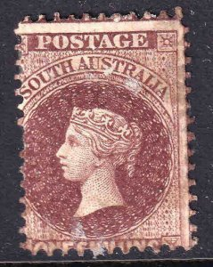 SOUTH AUSTRALIA 51 OG H RICH COLOUR $185 SCV