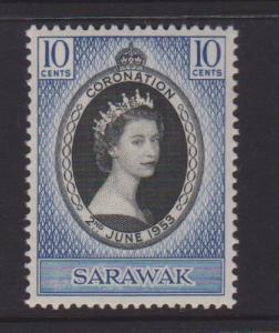 Sarawak Sc#196 MNH