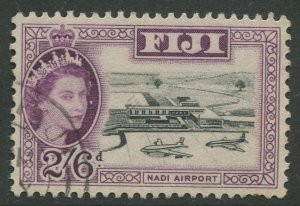 STAMP STATION PERTH Fiji #172 QEII Definitive Issue Used 1961 CV$1.75