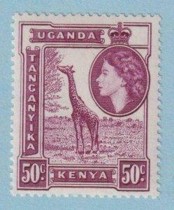 KENYA UGANDA TANGANYIKA  SG175a MINT HINGED OG * NO FAULTS VERY FINE!