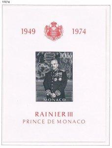 Monaco VF-NH #899