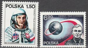 Poland #2270-1MNH  (K697)
