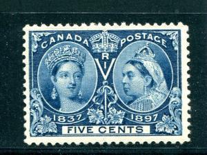 Canada #54 Mint NH VF