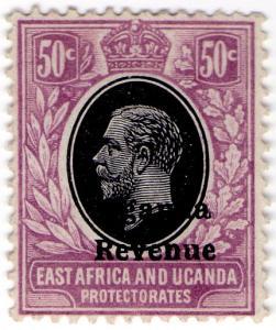 (I.B) KUT Revenue : Uganda Duty 50c