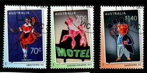 AUSTRALIA SG4419/21 2015 SIGNS OF THE TIMES FINE USED