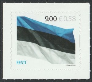 2009 Estonia 640 125 years of the Estonian flag