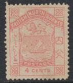North Borneo  SG 40 no gum no cancel    please see scans & details