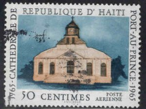 Haiti  Scott C246 Used  stamp