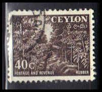 Ceylon Used Very Fine ZA4653