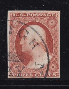 10 VF-XF used neat cancel 4 margins Great color scv $ 190 ! see pic !