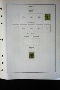 Nepal Clean Bicentennial Stamp Album