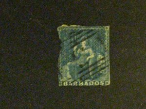 Barbados #2 used spacefiller a198.9204