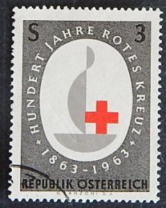 Red Cross Organization 1863-1963, (№1271-Т)