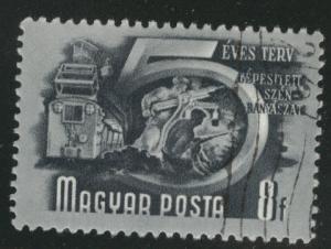 Hungary Scott 871 Used