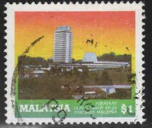 Malaysia Scott 295 Used stamp