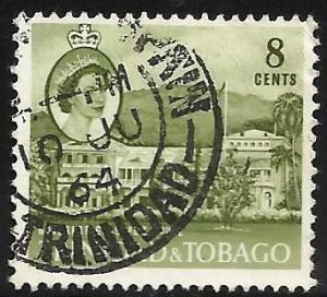 Trinidad & Tobago 1960 Scott# 93 Used