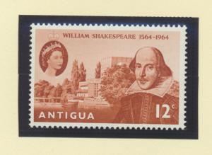 Antigua Scott #151, Shakespeare, British Commonwealth Common Design Issue Fro...