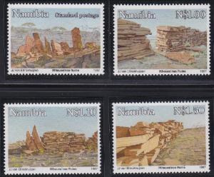 Namibia 816-819 MNH (1997)