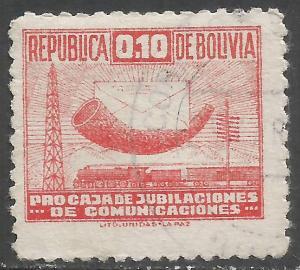 BOLIVIA RA3 VFU 642B-2