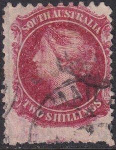 South Australia 1867-1874 SC 53f Used