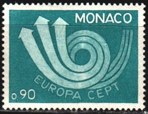 Monaco. 1973. 1074 from the series. Europa Sept. MNH.