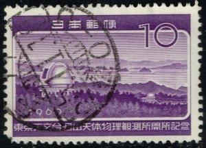 Japan #707 Okayama Astrophysical Observatory; Used (2Stars)