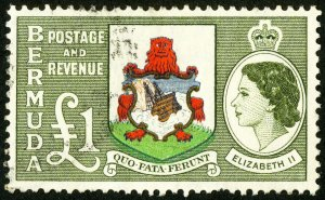 Bermuda Stamps # 162 Used VF