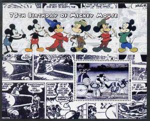 Somalia 2004 75th Birthday of Mickey Mouse #10 - Cartoon ...