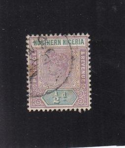 Northern Rhodesia: Sc #1, Used (36212)
