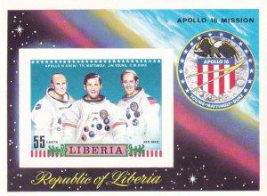 Liberia #C193 MNH Imperf  CV $10.00  (Z9408)