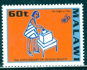Malawi 1998; Sc. # 683; **/MNH Single Stamp