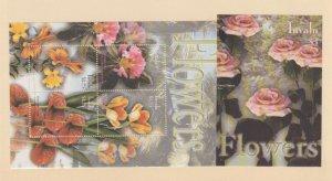 Tuvalu Scott #925-926 Stamps - Mint NH Souvenir Sheet Set