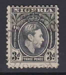 NIGERIA, Scott 67, used