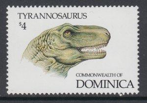 Dominica 1474 Dinosaur MNH VF