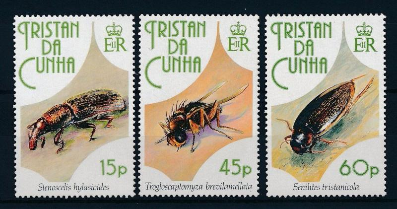 [34833] Tristan da Cunha 1993 Insects Insekten Insectes  MNH