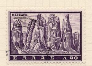 Greece 1961 Early Issue Fine Used 20l. 104477