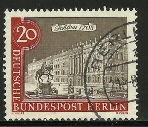 German Occupation - Berlin 1962 Scott# 9N199 Used