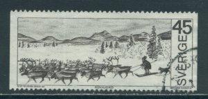 Sweden 856  Used (8