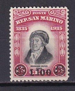 1948 - SAN MARINO - Scott #277 - MNH**